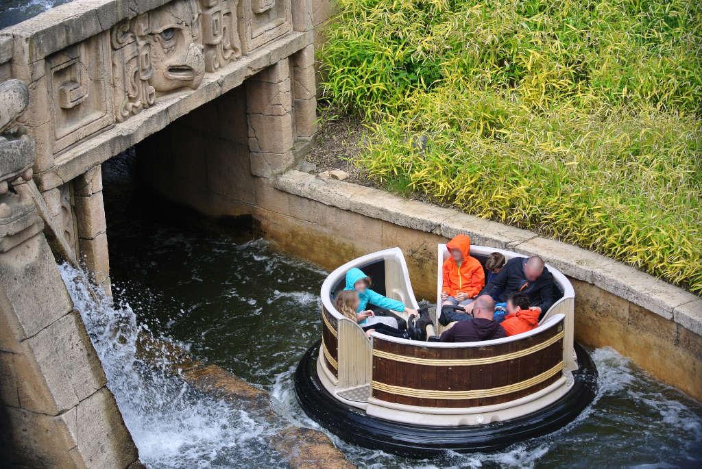 bobbejaanland rafting