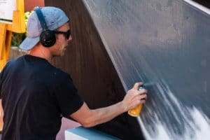 """Street Art Days"" im Europa-Park © Europa-Park Resort"