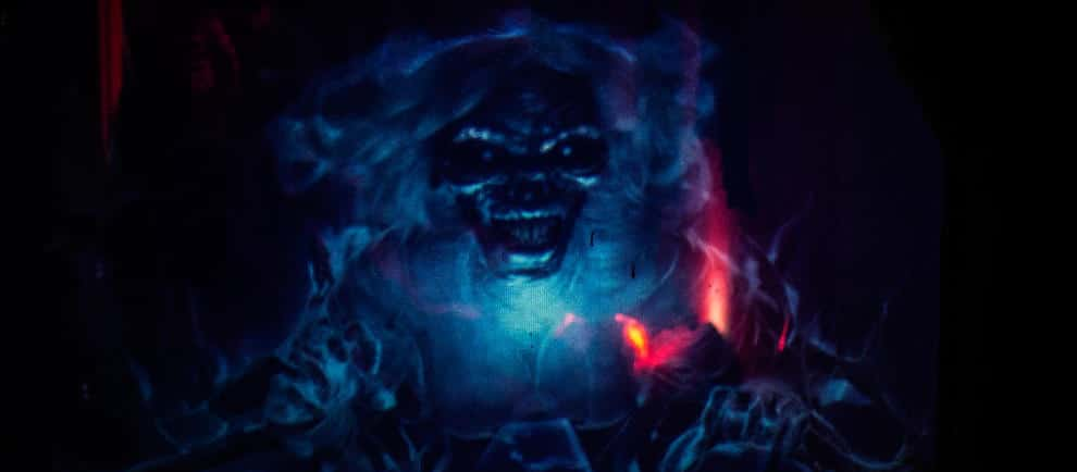 """Die Halloween Neuheit 2019 im Fort Fear Horrorland ist """"Jackal's Mine"""" © Fort Fun Abenteuerland"""