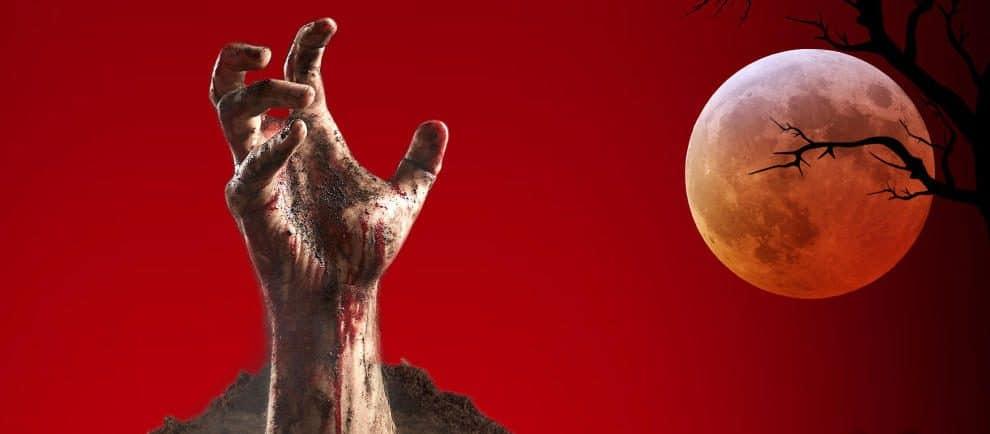 """Die gruseligste Zeit des Jahres """"Halloween Scare Nights"""" © Plopsaland de Panne"""