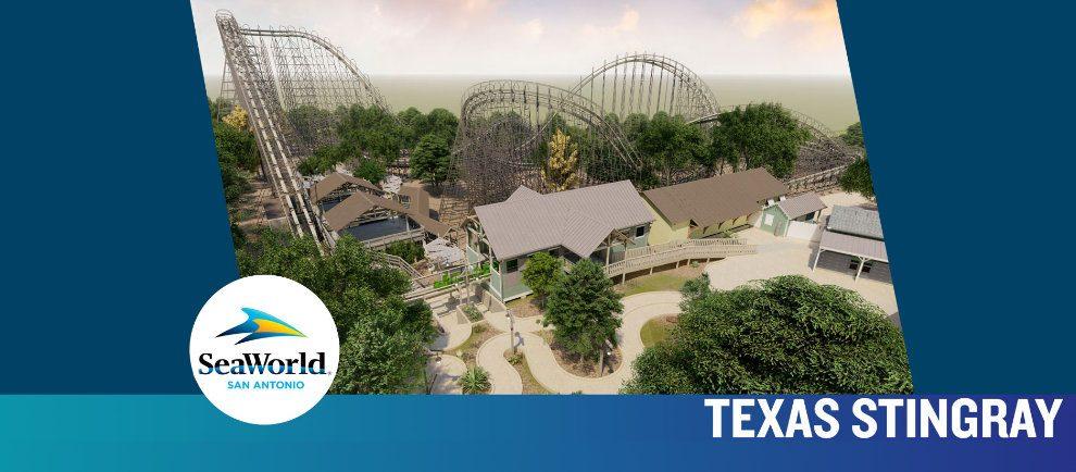"""""""Texas Stingray"""" © SeaWorld San Antonio"""