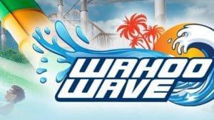 """Wahoo Wave"" © Six Flags Darien Lake"