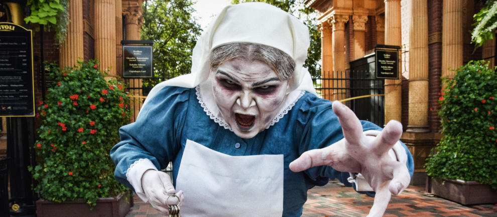 Bald geht es wieder los! Halloween in Tivoli Gardens © Tivoli Gardens