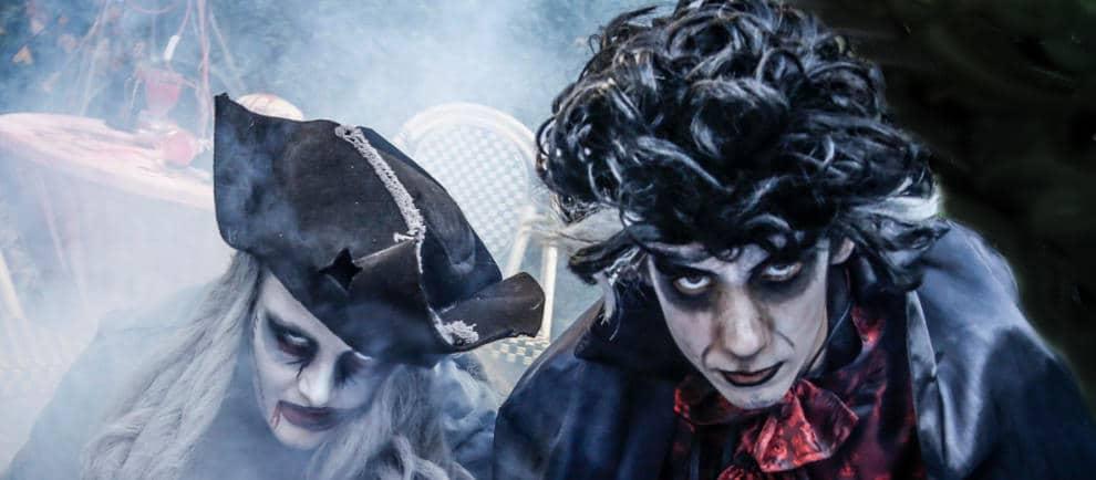 Halloween im Wunderland Kalkar ist schaurig schön © Wunderland Kalkar