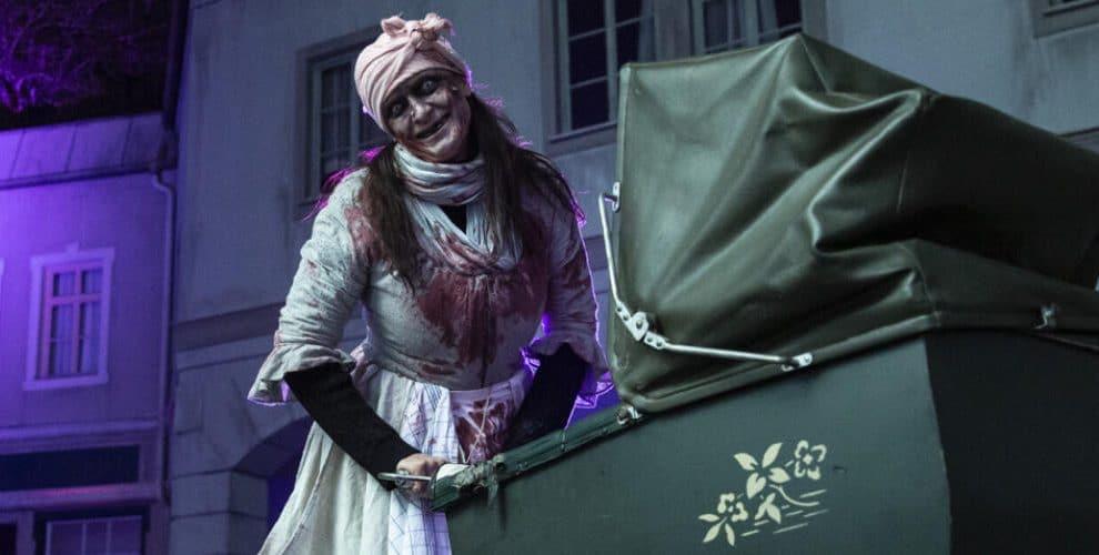 Halloween in der Bavaria Filmstadt bringt schreckliches ans Tageslicht © Bavaria Filmstadt
