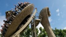 "Traust du dich auf die ""Kobra""? © Chessington World of Adventures"