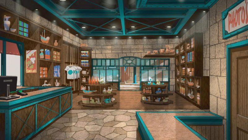 """Dies wird der Shop von """"Abyssus"""" sein © pawel98123"""