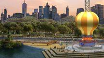 """Der """"Balloon Tower"""" von Interlink © Interlink"""