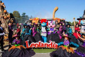 """Spaßig und überhaupt nicht gruselig! """"Halleoween"""" im italienischen Leolandia © Leolandia"""