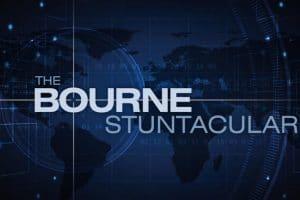 """The Bourne Stuntacular"" löst ""Terminator"" in den Universal Studios ab © Universal Studios Orlando"