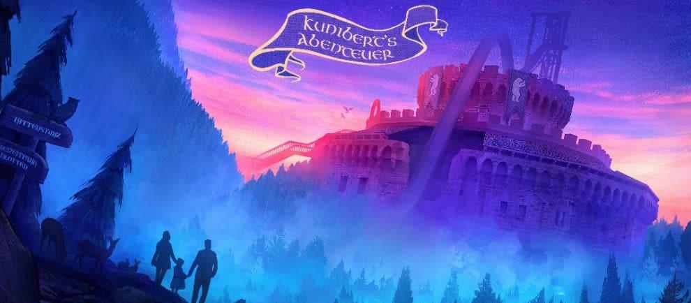 """""""Kuniberts Abenteuer"""" das neue interaktive Erlebnis im Wild- und Freizeitpark Klotten © Siba Gasser"""