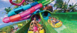 """Aquatica baut mit """"Riptide Race"""" Orlandos erste duellierende Wasserrutsche"""