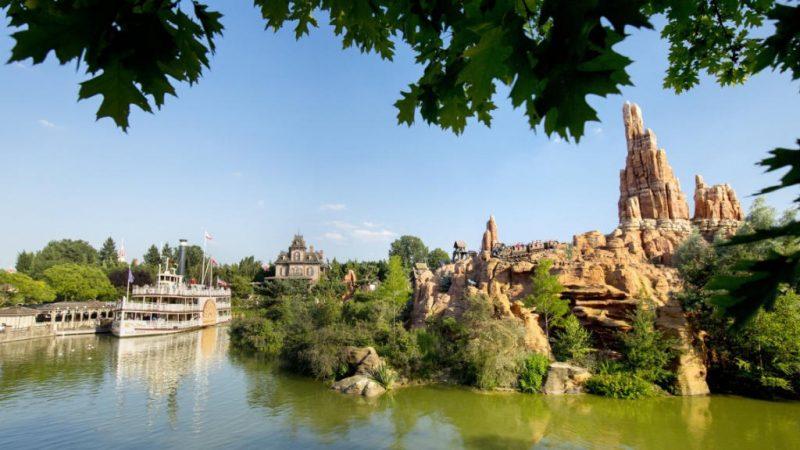 """""""Big Thunder Mountain"""" © Disneyland Paris"""