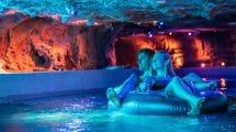 """Der Lazyriver """"Snorri's Saga"""" in Rulantica lädt zum entspannen und träumen ein © Europa-Park Resort"""