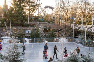 Nordischer Winterzauber im Skandinavischen Themenbereich © Europa-Park Resort