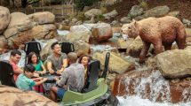 """Calico River Rapids"" © Knott's Berry Farm"