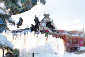 Erlebe den Phantasialand Wintertraum ! © Phantasialand