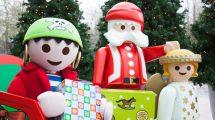 Winterzauber im Playmobil FunPark © Playmobil FunPark