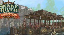 """""""Snake River Expedition"""" kommt zum 150. Geburtstag © Cedar Point"""