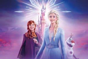 """Treff Anna, Elsa und Olaf bei der """"Frozen Celebration"""" im Disneyland Paris © Disney"""