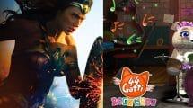 """""""Wonder Woman - The 4D Experience"""" und die """"44 Gatti Rock Show"""" kommen in den Park © Gardaland"""