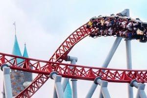 """Nutze jetzt die günstigen Isfanbul Tickets für eine Fahrt auf """"The Breathtaker"""" © Isfanbul"""