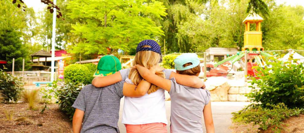 Im Parc Bagatelle mit seinen Freunden einen tollen Tag erleben © Parc Bagatelle