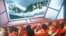 """""""Wild Arctic"""" ist eine Simulatorfahrt in den SeaWorld Freizeitparks © SeaWorld"""