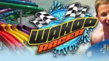 """Wahoo Racer"" ist die Neuheit 2020 © Six Flags Hurricane Harbor Oklahoma City"