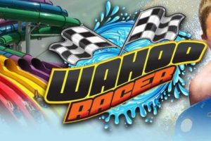 """Wahoo Racer"" ist die Neuheit 2020 © Six Flags Hurricane Harbor Oklahoma City"