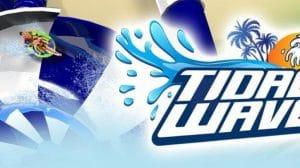 """Tidal Wave"" ist die Neuheit 2020 im Wasserpark © Six Flags Hurricane Harbor Rockford"