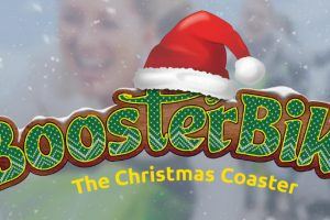 """Booster Bike - The Christmas Coaster"" © Freizeitpark Toverland"