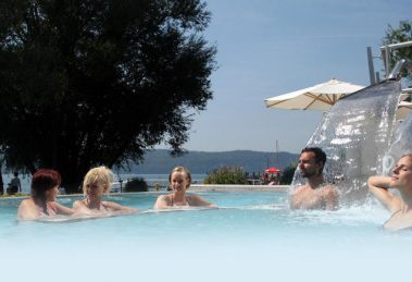 Entspannung pur am Bodensee © Bodensee Therme