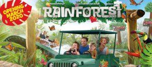 """Chessington World of Adventures kündigt neuen Themenbereich """"Rainforest Land"""" an"""
