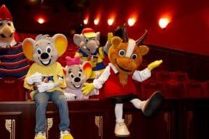 """Die Rustis erwarten Euch schon im """"Magic Cinema 4D"""" © Europa-Park Resort"""