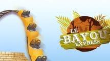 """""""Le Bayou Express"""" ist eine tolle Kinderachterbahn © Le Fleury"""