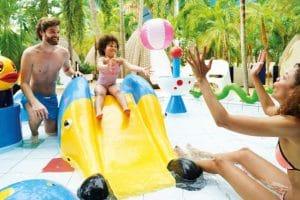 Ein ideales Ausflugsziel für die gesamte Familie © Therme Erding