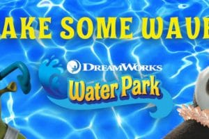 Shrek und viele weitere Dreamworks Helden, warten bereits auf Euch! © DreamWorks Water Park