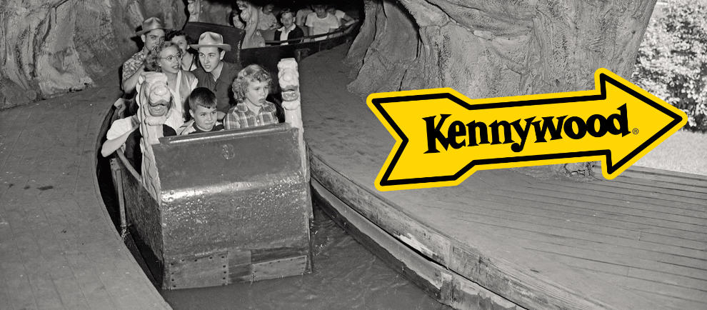 """The Old Mill"" kommt 2020 nach Kennywood zurück © Kennywood"