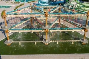 polin waterparks splash course