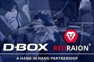 Red Raion und D-Box gehen gemeinsame Wege © Red Raion