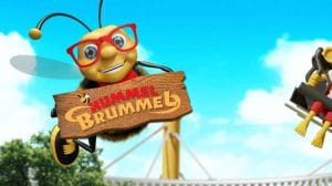 """""""Hummel Brummel"""" ist eine spannende Achterbahn für die gesamte Familie © Schwaben Park"""