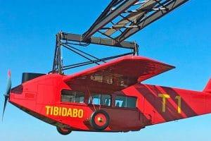 """""""Avió"""" © Tibidabo"""