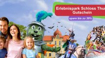 Sicher Dir jetzt den Erlebnispark Schloss Thurn Gutschein!