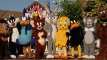 Bugs und seine Freunde freuen sich auf Euren Besuch © Parque Warner Madrid