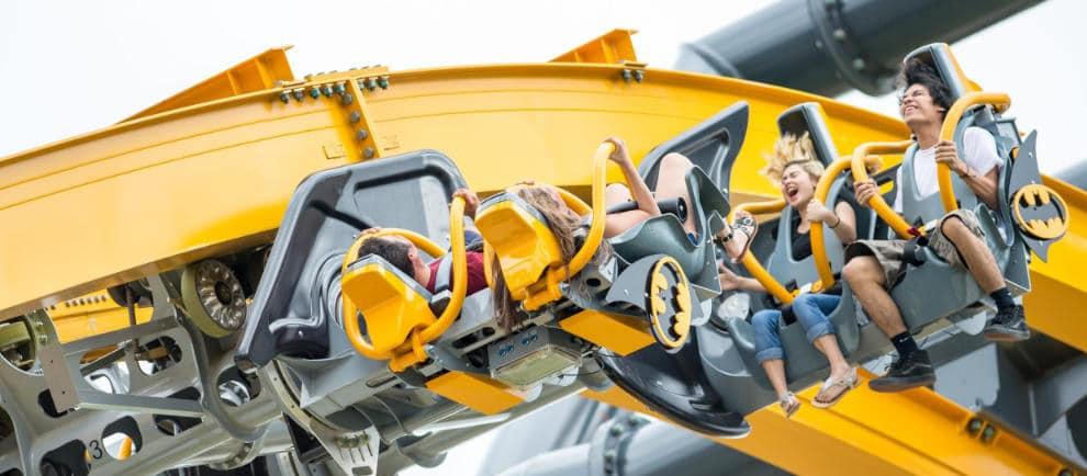 """Dragon Slayer"" in Adventureland wird ein 4D Free Spin Coaster © S&S Sensei"
