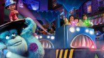 """""""Monsters Inc. Ride and go Seek"""" in Tokyo Disneyland © Disney / Pixar"""
