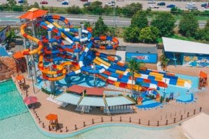 """Fully 6"" von Polin Waterparks © WhiteWater World"