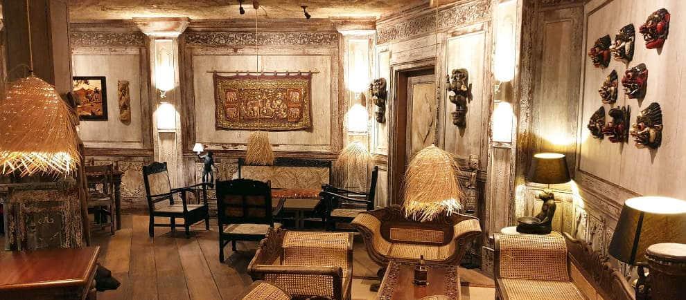 """Das Restaurant """"Bamboe Baai"""" feiert Wiedereröffnung © Europa-Park Resort"""