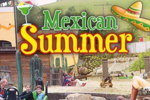 """AY AY AY! Erlebe beim """"Mexican Summer"""" Mexiko mitten im Sauerland. © Fort Fun Abenteuerland"""